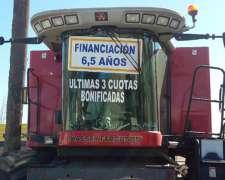 Cosechadora Massey Ferguson 9790 -fin. 6.5 Años+bonificacion