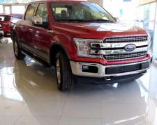Ford F 150 Luxury - Lanzamiento 2020