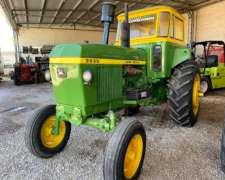 Tractor John Deeere 3530