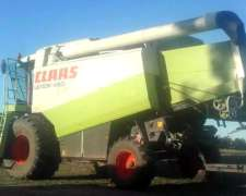 Claas 460 Evolution. Plat 30 Pies: U$D28.000 y 5 Años