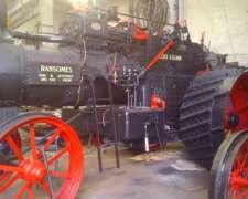 Lanz Bulldog Mod. D9605 año 1950 Diesel Aleman