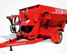Mixer Horizontal GEA MG100