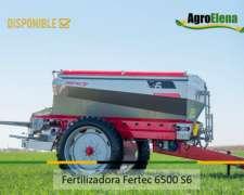 Fertilizadora Fertec 6500 S6