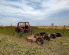 Desmalezado de Campos Agrícolas y Ganaderos