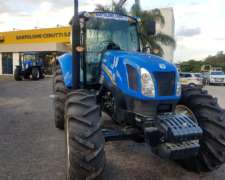 New Holland T 6.130 - 6 Cilindros - Disponible