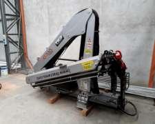 Hidrogrúa BI Articulada - TKA 10.700 (especial Corralones)