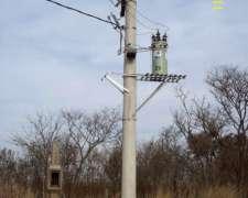 Pilares de LUZ Prefabricados