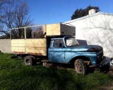 Ford 350 Con Caja