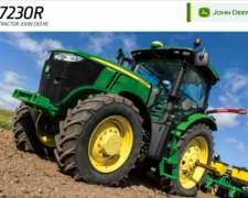 Tractor John Deere 7230 R Nuevo Entrega Inmediata