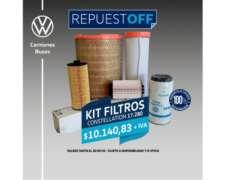 Kit de Filtros Volkswagen Constellation 17.282 - Truck NOA