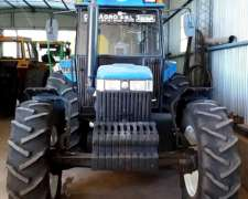 New Holland 7630 Mod 2012 Aire y Tres Puntos 3000 Hs
