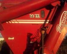 Autodescargable Ferrario 14tt Con Balanza