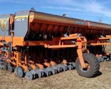 Sembradora De Granos Finos Y Gruesos Agrometal Msx 10-70