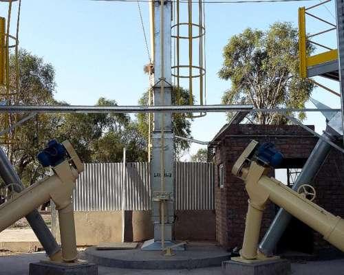 Riego y Silos - Sinfin Extractor.