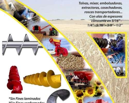 Mixer Mainero 2920 2910 2810 Sinfines Nuevos