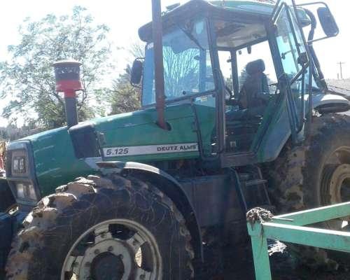 Tractor Agco Allis 5.125 Cab. C/aire, Cub. 18.4 X 34