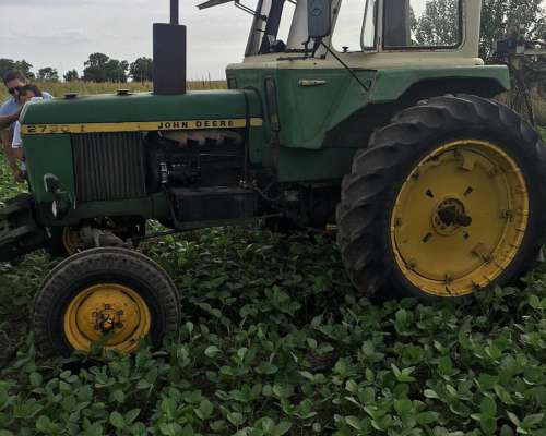 Tractor John Deere 2730, Rodado 15.5-38
