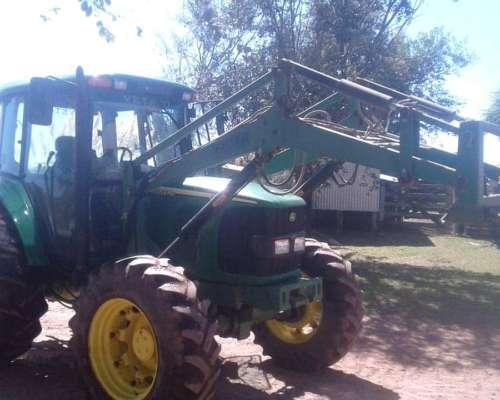 Tractor Jhon Deere 6415