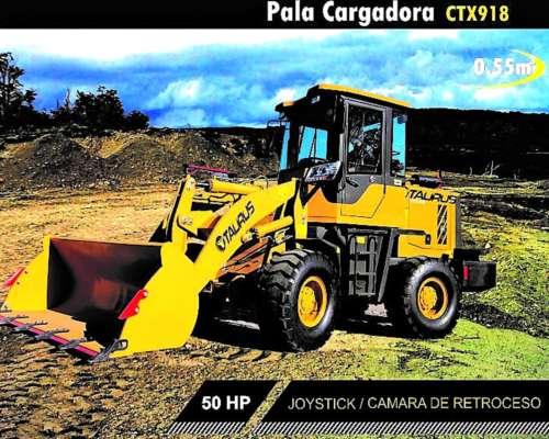 Tractor Pala Cargadora Taurus