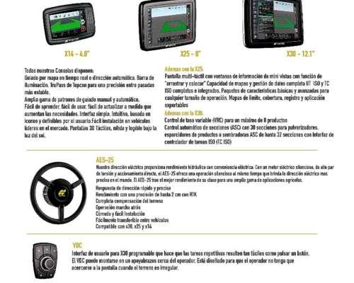 Piloto Automatico Topcom AES-25