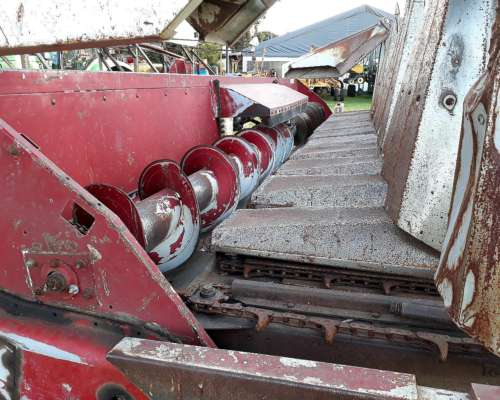 Maicero Maizco MX III 12 Surcos a 52cm con Carro 2 Ejes