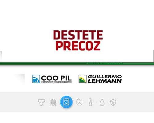 Destete Precoz COO PIL - Cooperativa Guillermo Lehmann