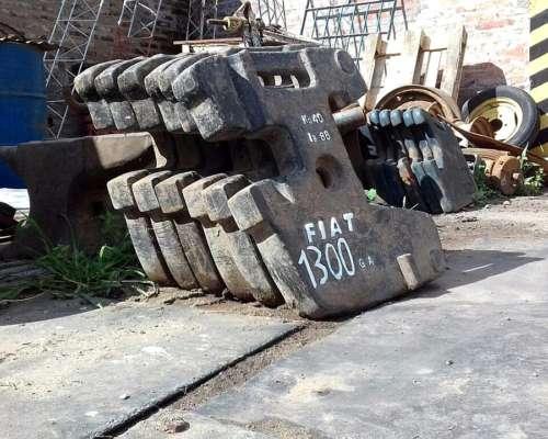 Contrapesos Tractor Fiat Importado 1300.