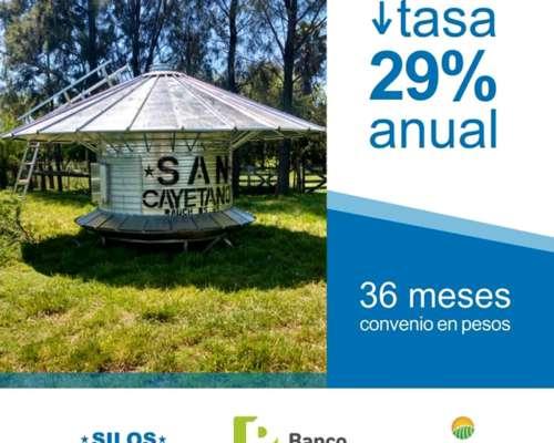 Silos Comederos Autoconsumo 6/11/15 TN.36 Meses, 29% Anual
