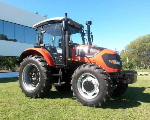 Tractor Hanomag Tr115ca- Vende Servicampo Tandil