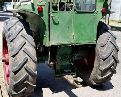 Tractor Deutz a 65 con Hidraulico