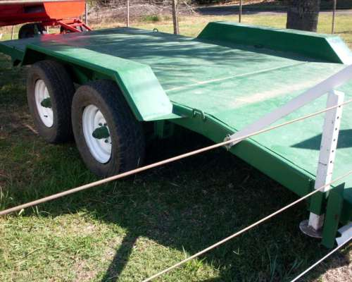 Trailers para Transportar Camioneta