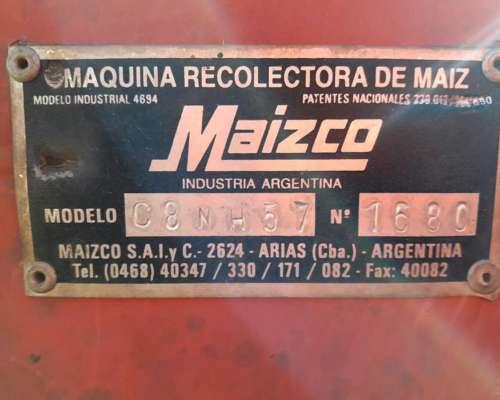 Maizco 10 a 52.5 con Pateador