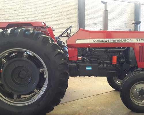 Massey Ferguson 1175 S con 3ptos