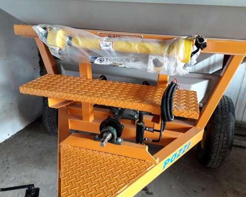 Fertilizadora Pozzi Nueva de 1500 L Disponible en Navarro