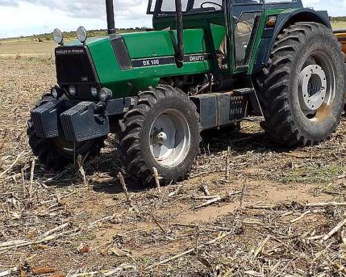 Tractor Deutz DX 160