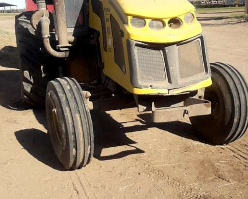 Tractor Pauny 250 Simple, Tres Algarrobos