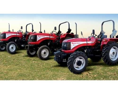 Tractor Solis 50 RX 4wd - Apache