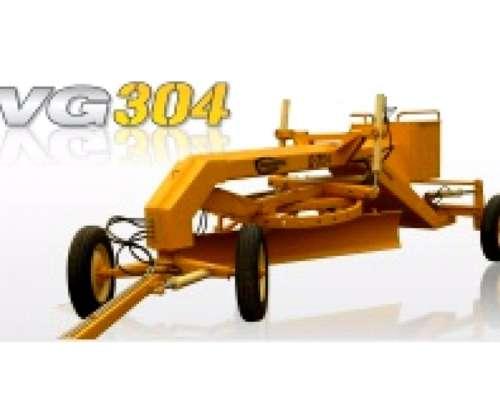 Niveladora de Arrastre Grosspal VG304