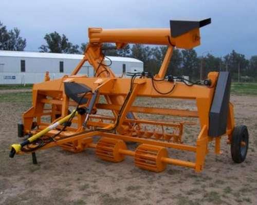 Extractora de Granos CGH 150 Metarbert