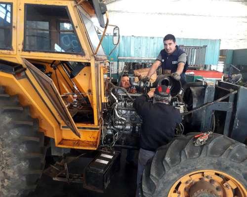 Reparación de Motores Cosechadoras y Tractores