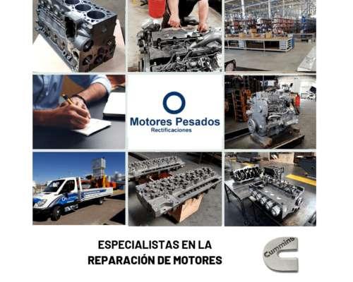 Reparación, Servicio Y Repuestos Para Motores Cummins