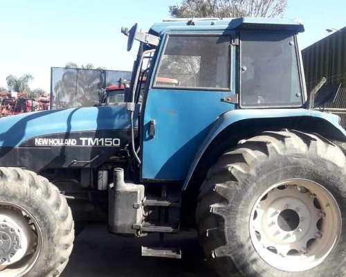 Tractor New Holland TM150 Financiación en Pesos