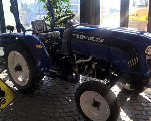 Tractor Lovol 250 28hp 4X2 0km Financio Gtia. Todo Vial