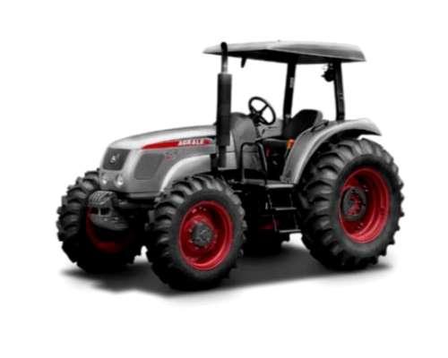 Tractor Agrale 575.4 de 75 CV 4x4.