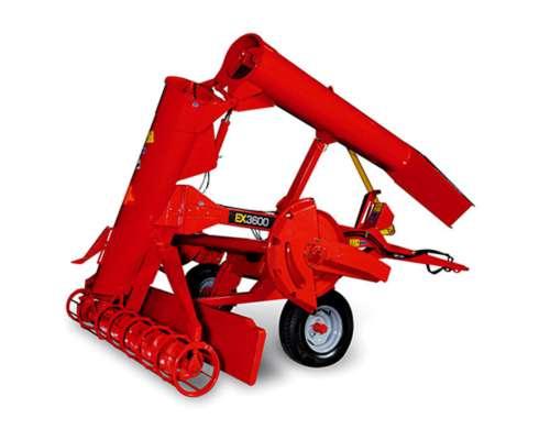 Extractor Autotrailer de Granos EX 3600- Akron