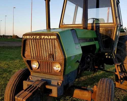 Tractor Deutz Fahr AX 100 Doble Embrague Buen Estado