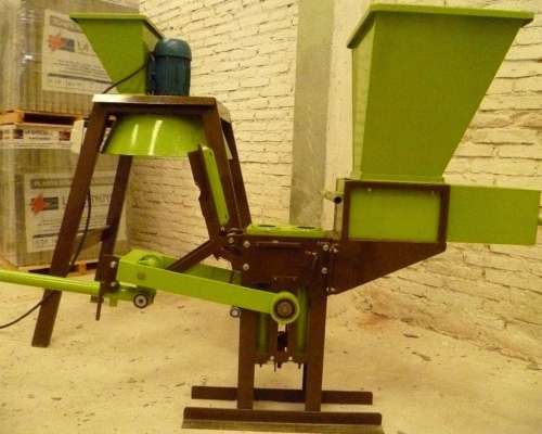 Ladrillos Ecologicos, Maquinas, Capacitacion P/fabricacion.
