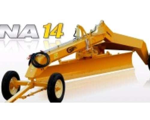 Niveladora de Arrastre Grosspal NA14