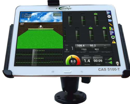 Nuevo Monitor de Siembra CAS 5100 T
