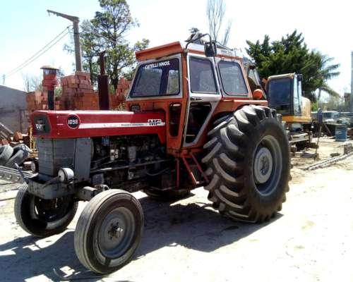 Tractor Massey Ferguson 1098 año 1976